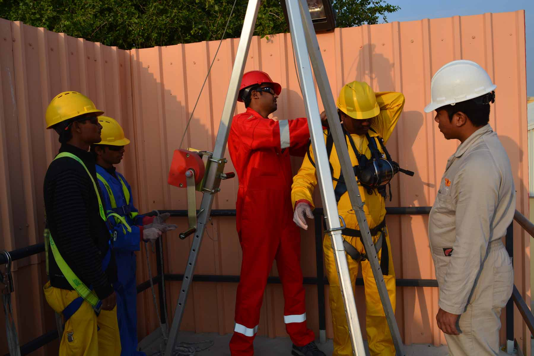 Confined Space EntryCourses