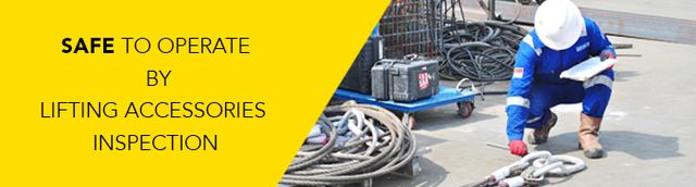 Lifting Accessories Inspection|Training Provider in Doha,Qatar